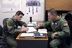 T-52A training flight