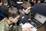 Competitors 'CANVAS' networks in hacking challenge