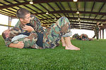 New facilty gives junior officers space to learn self-defense