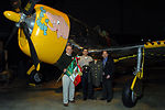 Museum receives artifact donation from Mexican air force