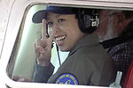 Clouds lift for 'Cadet for a Day'