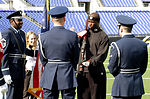 Airmen, Bengals and Ravens ... oh my!