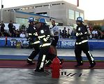 Travis firefighters crowned world champs for third straight year