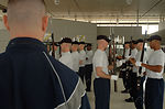 Drill team prepares for upcoming drill season