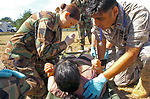 Advanced field hospital put to test in Puerto Rico
