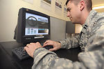 Servicemembers teaching others while deployed