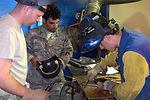 Airmen train Iraqi maintainers