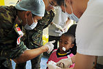 PACAF provides much needed dental and ophthalmologic care to underprivileged in Thailand.