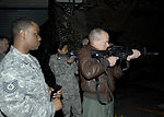 Virtual weapons provide real training for security forces