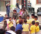 Airmen foster relations as ambassadors