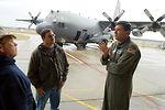 C-130 mechanics beat repair deadline for gunship