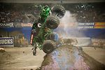 AF flies high at Monster Jam
