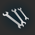 spanners icon