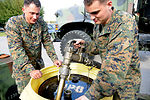 Airmen, Marines join forces during exercise at Kadena