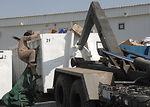 Air Force officials reduce waste with recycling program