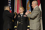 First female four-star general promoted