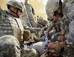 Airmen train to start warrior care on the battlefield