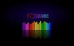 I LOVE MUSIC (Wallpaper)