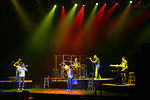 Air Force band rocks for Red Ribbon Week