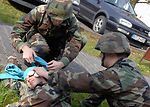 Operation Saber Crown 08-06 -- Ready to save lives, defend the base