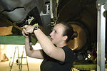 Aircraft maintainers contribute to GWOT milestone