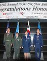 Kunsan Airman receives scholarship award