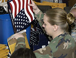 ARPC officials now sending U.S. flags to retiring reservists