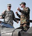 Army shows off Apache at Kunsan