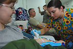 Providing safer blood products faster to wounded warriors