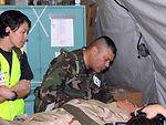 Pacific Lifeline tests humanitarian relief concept