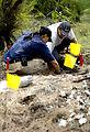 Servicemembers search for POW/MIAs on Wake Island