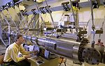 Wind tunnel helps determine impact of hypersonic speeds