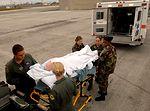Kadena Airmen aerovac patients in need