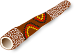 Didgeridoo, Australian traditional music instrument