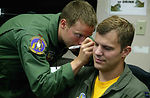Shaw pilots hear better with new earpiece