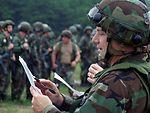 Eagle Flag tests combat support skills
