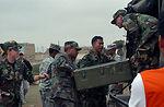 Relief in Peru