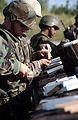 Air warriors train for deployment