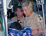 Aeromedical evacuation teams ready to help anytime