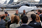 Predator draws attention at Paris Air Show