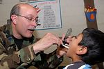 Reservists take medical care to Guatemalans