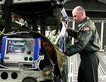 Air Force air evac crews adapt, train onboard mix of planes
