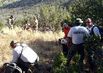 Pararescue Airmen, first responders train together in Arizona