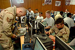 Services Airmen keep morale high in Iraq