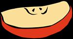 Fast Food, Snack, Apple Slice