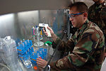 Cadets research fuel line bacteria