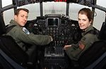 Married couple share life, Air Force mission
