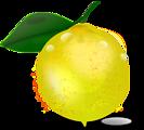 lemon photorealistic