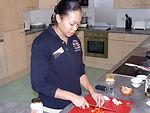 Lakenheath Airmen learning to cook healthier