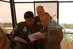 Skills from past career field come into play during exercise